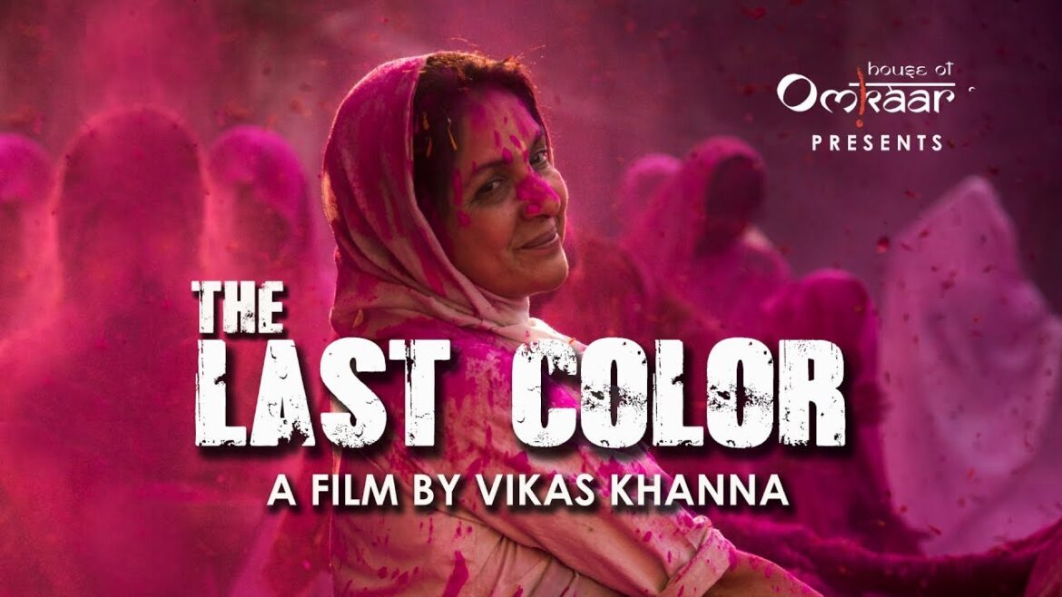 The Last Color – Movie Review
