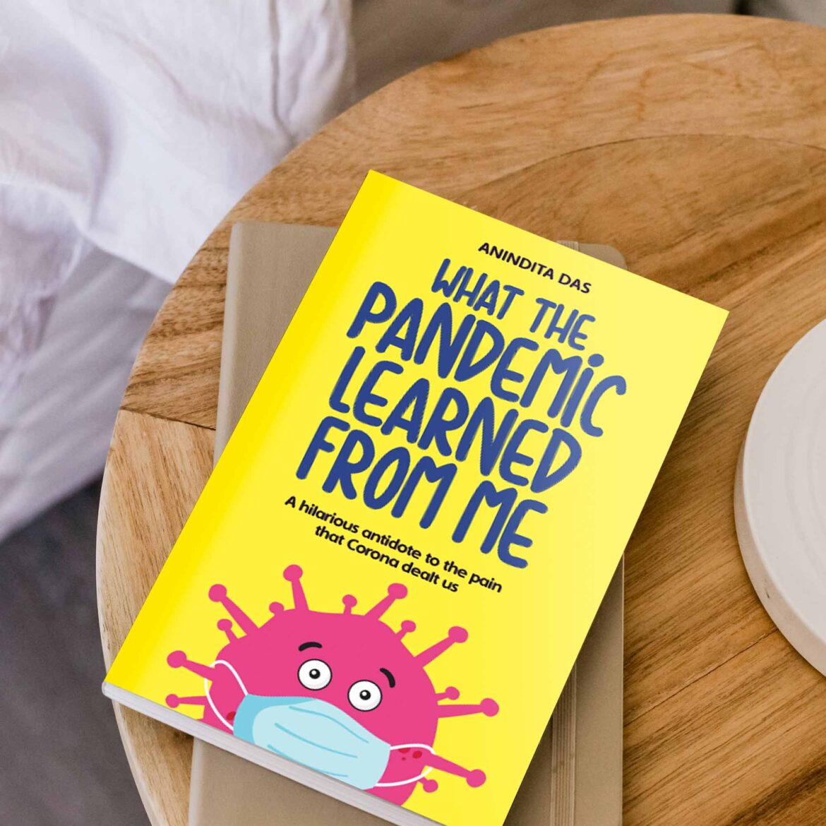 ANINDITA DAS'S DEBUT BOOK PACKS A HUMOROUS PUNCH: BOOK REVIEW